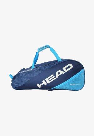 Racket bag - blau