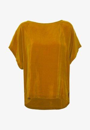 SOMIA - Bluzka - mustard
