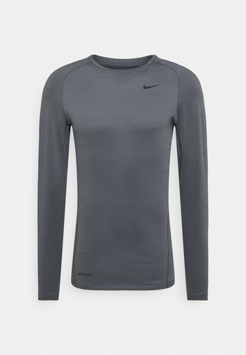 WARM CREW - Funkční triko - iron grey/black