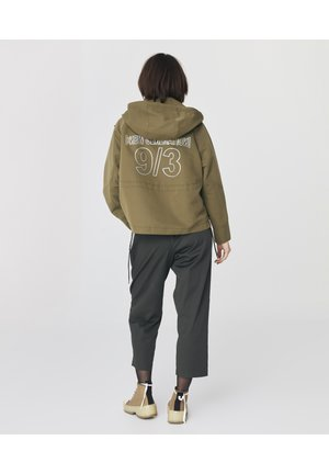 Outdoor jacket - khaki