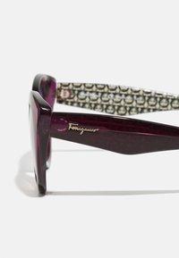 Salvatore Ferragamo - Sunglasses - crystal violet - 4