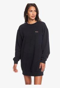 Roxy - SECRET BREAK  - Sweatshirt - anthracite - 0