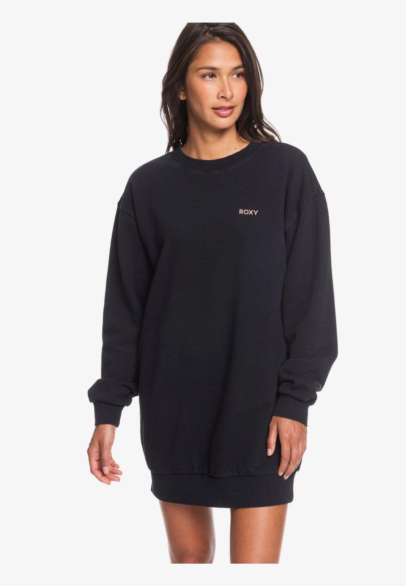 Roxy - SECRET BREAK  - Sweatshirt - anthracite