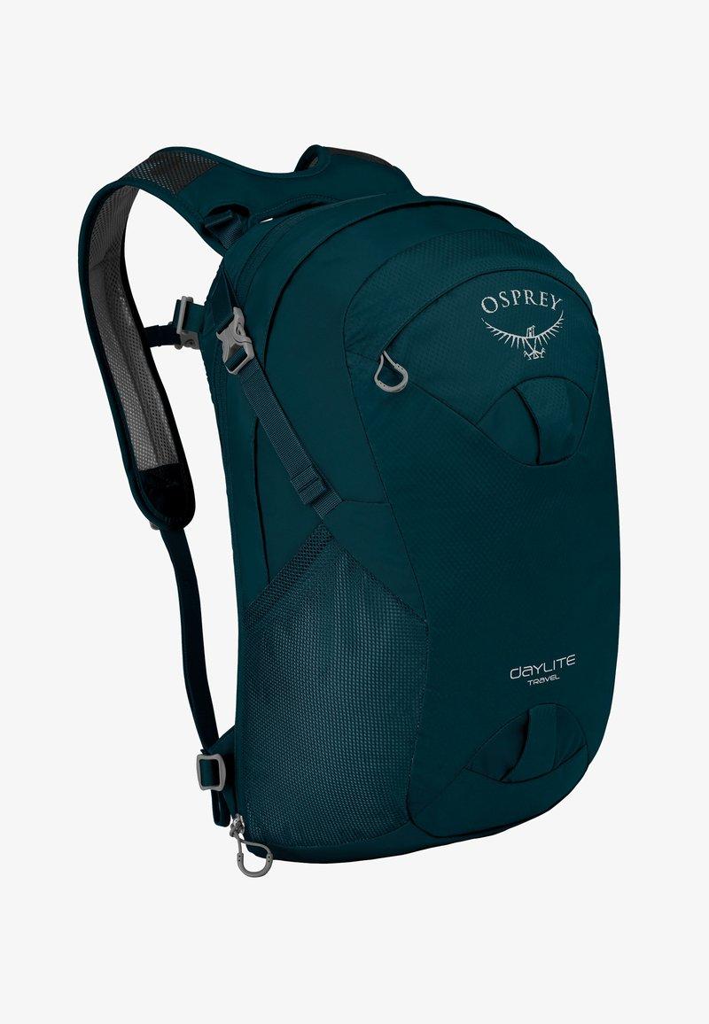 Osprey - DAYLITE TRAVEL - Rucksack - petrol blue