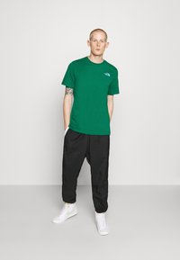 The North Face - MESSAGE TEE - Triko s potiskem - green - 1