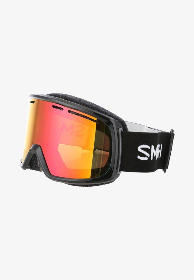 RANGE           - Ski goggles - black