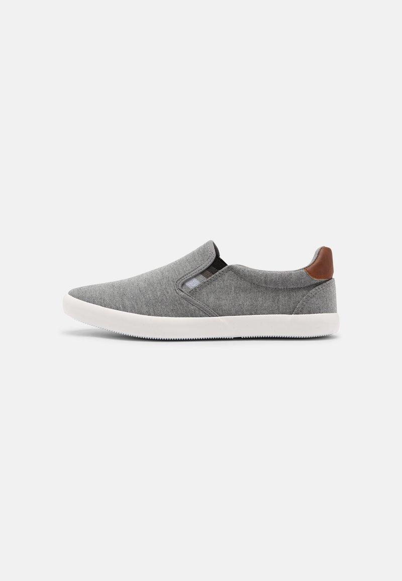 Pier One - UNISEX - Instappers - dark grey