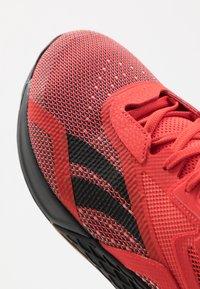Reebok - NANO X - Sports shoes - instinct red/black/white - 5