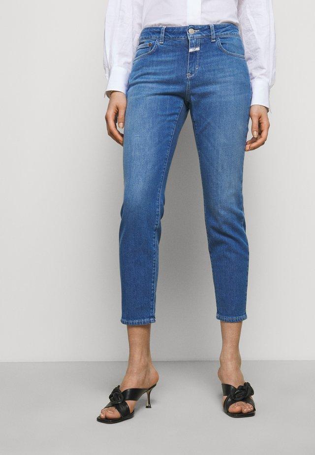 BAKER - Jeans Slim Fit - mid blue