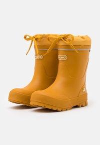 Viking - JOLLY THERMO UNISEX - Stivali da neve  - mustard - 1