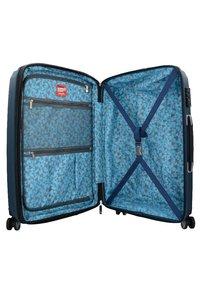 Hardware - Wheeled suitcase - black - 4