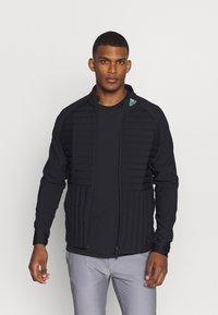 adidas Golf - FROST GUARD JACKET - Down jacket - black - 0