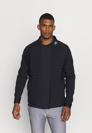 FROST GUARD JACKET - Doudoune - black