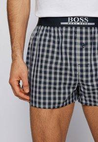 BOSS - 2 PACK - Pyjama bottoms - dark blue - 3