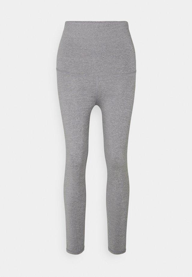 MATERNITY CORE - Legging - mid grey marle