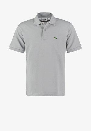 Polo shirt - platinum
