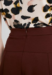 Anna Field - A-snit nederdel/ A-formede nederdele - bitter chocolate - 5