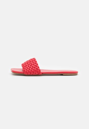 CLOVERR - Mules - red