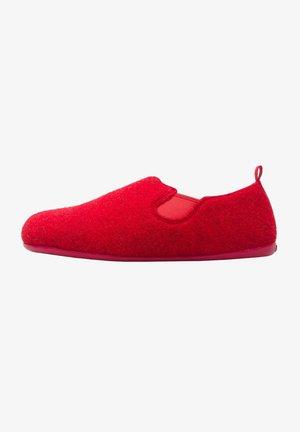WABI - Slippers - red