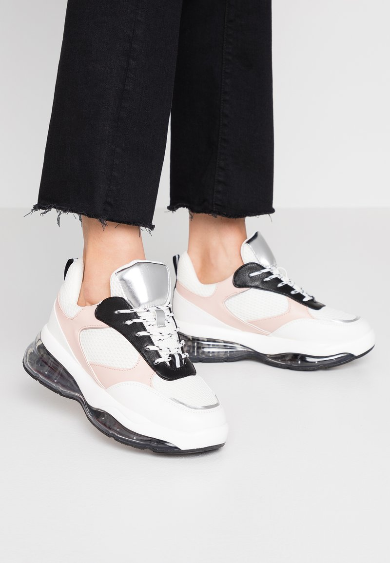 Even&Odd - Trainers - white/pink