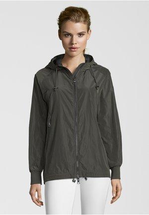 CESANA - Waterproof jacket - dark green