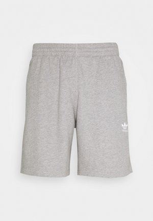ESSENTIAL  - Shorts - mottled dark grey