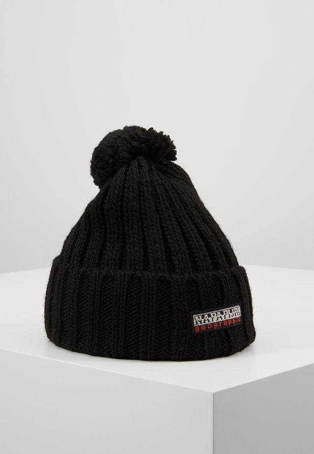 FITZEGERALD - Beanie - black