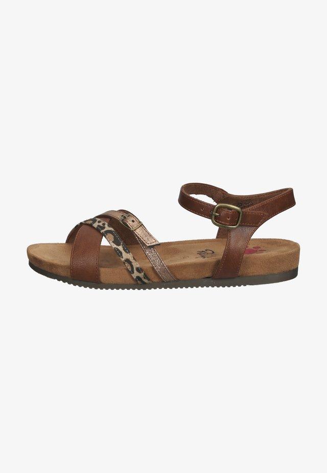 Sandały - marron