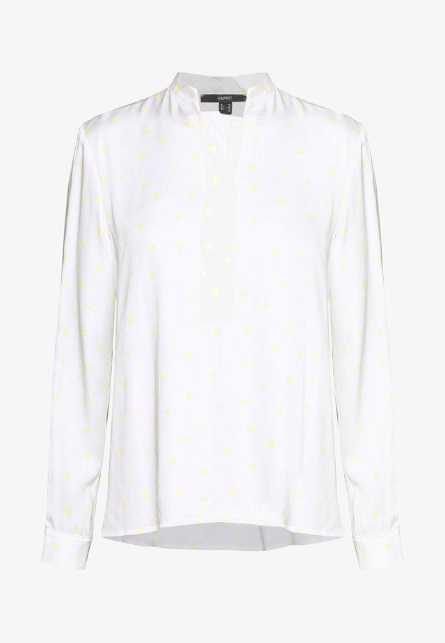 SHINY - Bluzka - off white