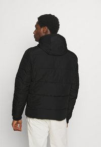 Superdry - SPORTS PUFFER - Winter jacket - black - 2