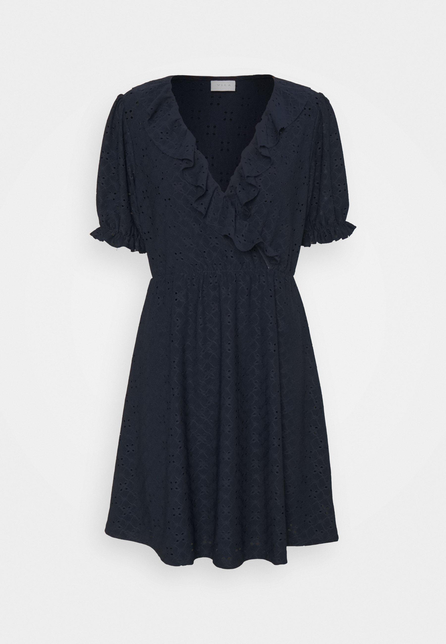 Women VITRESSY WRAP DRESS - Day dress