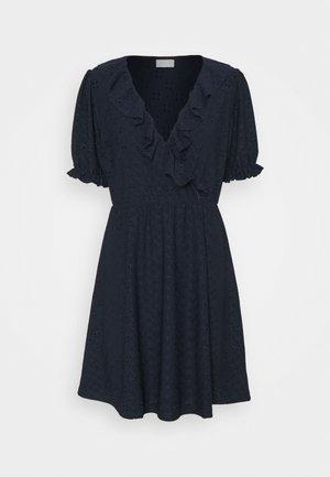 VITRESSY WRAP DRESS - Vestito estivo - navy blazer