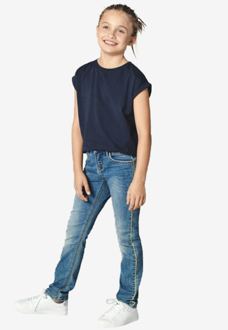 Name it - Slim fit jeans - blue denim