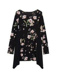 Tezenis - Long sleeved top - nero st.floral bouquet - 5