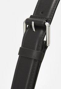 KARL LAGERFELD - KUSHION BRAID TOTE - Handbag - black - 5