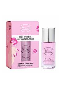 Le Mini Macaron - ROSÉ ROC NAIL & CUTICLE OIL - Nail treatment - light pink - 1