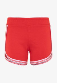 Levi's® - LOUNGE SHORTY - Tracksuit bottoms - tomato red - 0