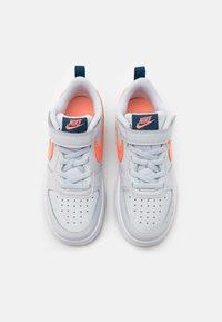 Nike Sportswear - COURT BOROUGH - Trainers - pure platinum/atomic pink/valerian blue/white - 3