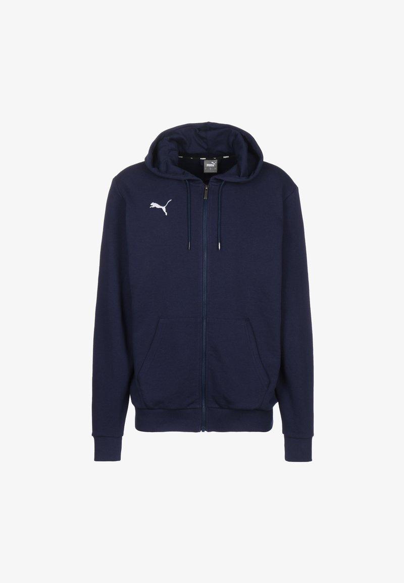 Puma - veste en sweat zippée - peacoat