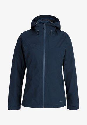 CONVEY - Soft shell jacket - marine-marine