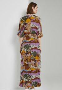 TOM TAILOR DENIM - Maxi dress - multi-coloured - 2