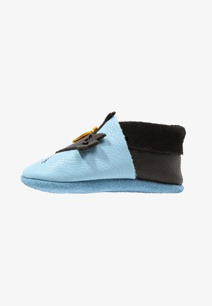 RABE KARL - First shoes - babyblue/nero