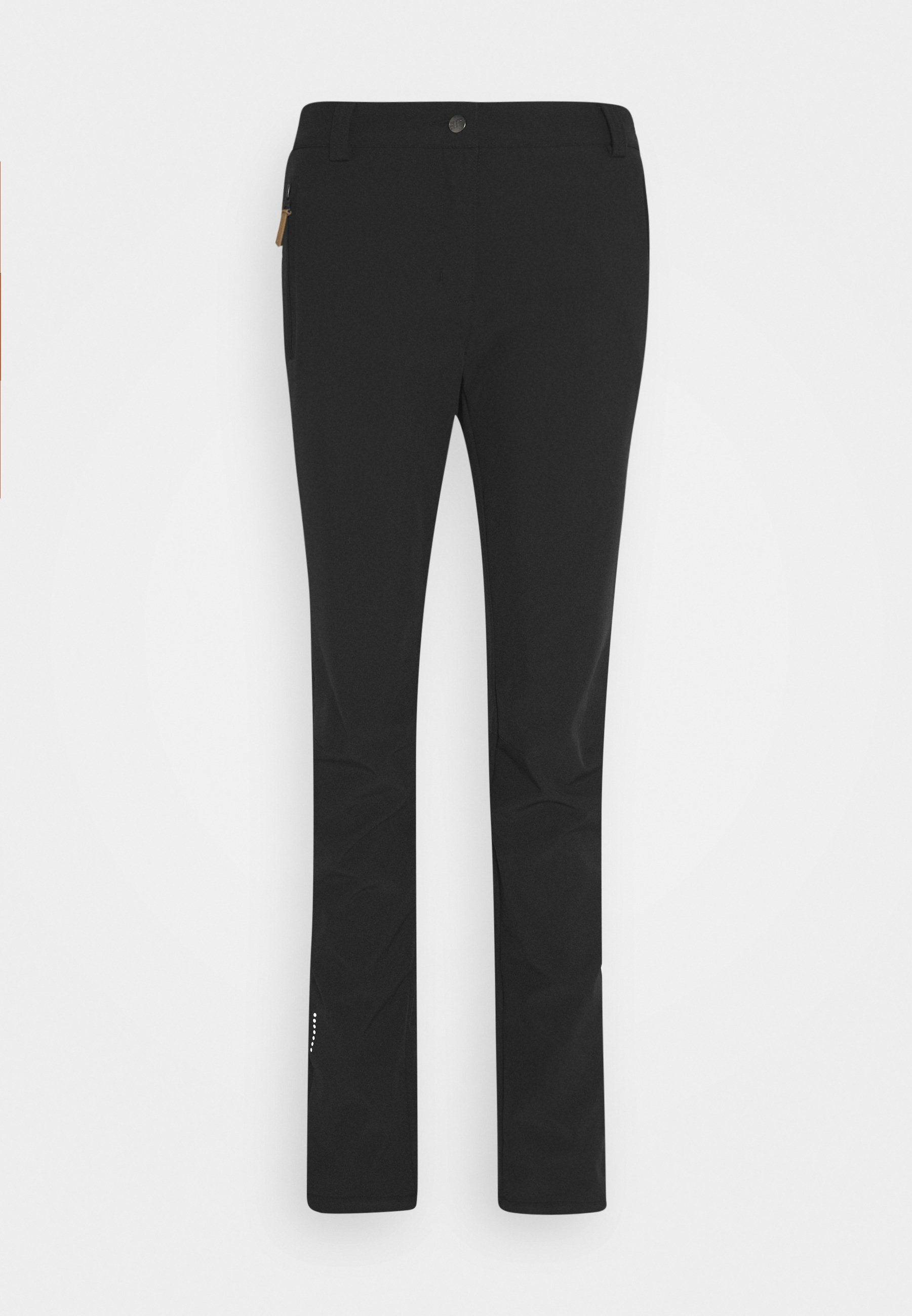 Icepeak Softshell-Pantalon PE Argonia Femmes Noir