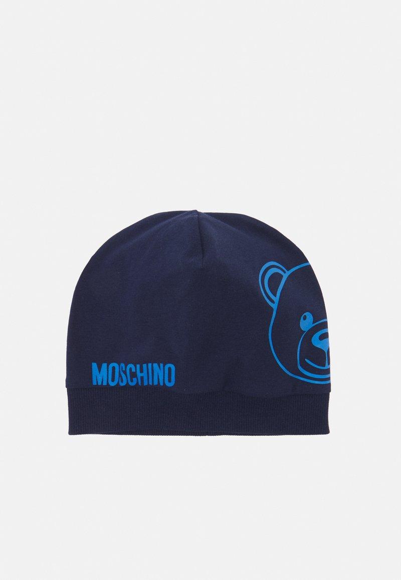 MOSCHINO - UNISEX - Beanie - blue navy