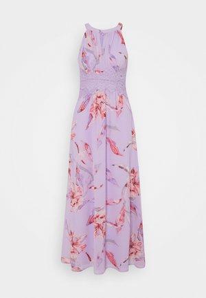VIMILINA FLOWER MAXI DRESS - Maxi dress - orchid petal