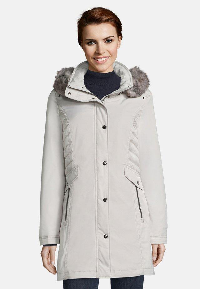 Winterjas - light grey