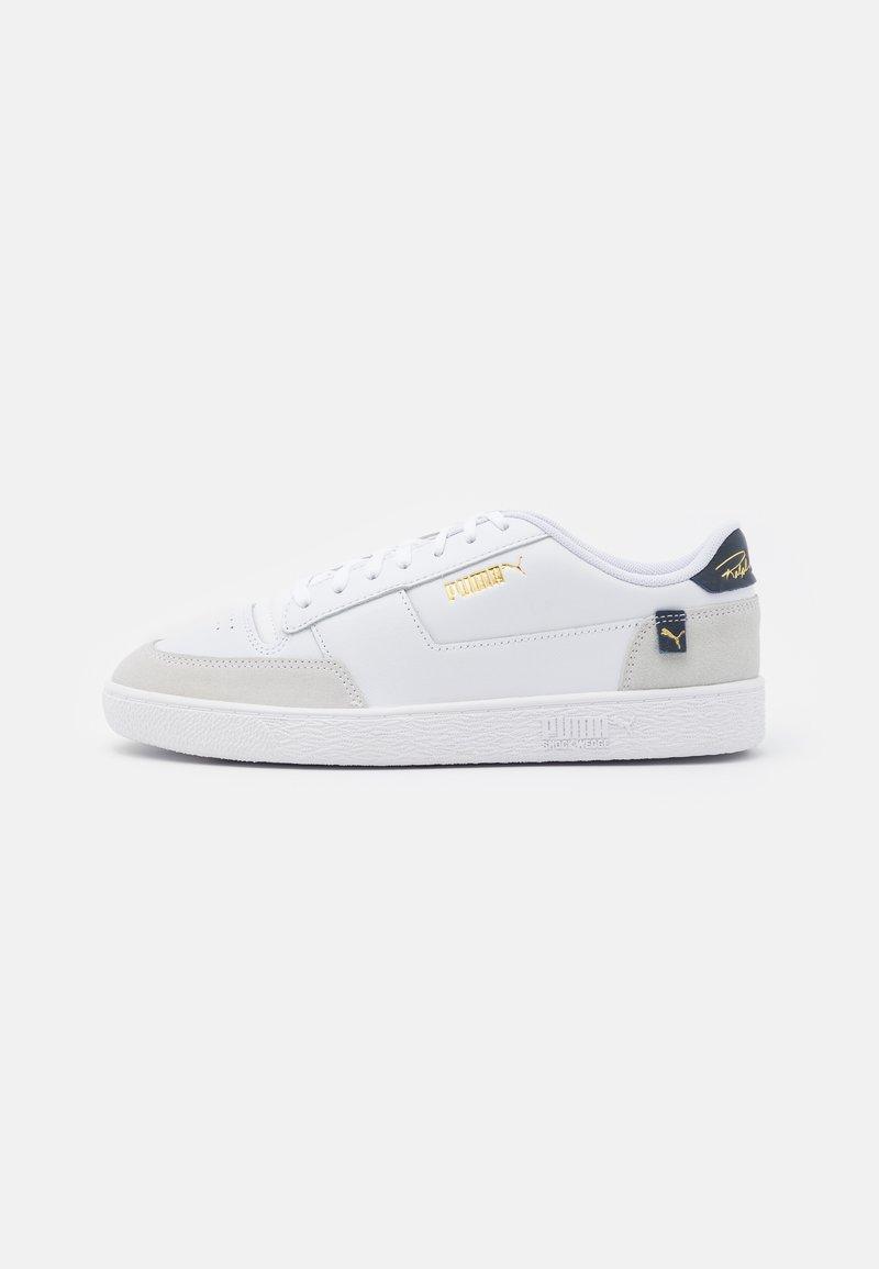 Puma - RALPH SAMPSON MC CLEAN UNISEX - Trainers - white/peacoat/whisper white
