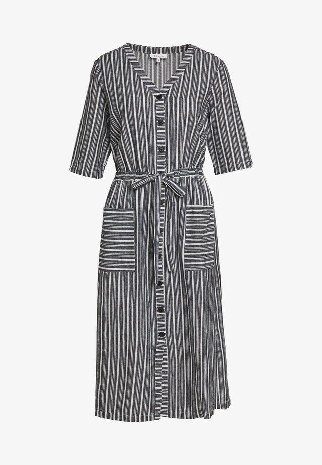 CATTERINA DRESS - Skjortklänning - dark navy