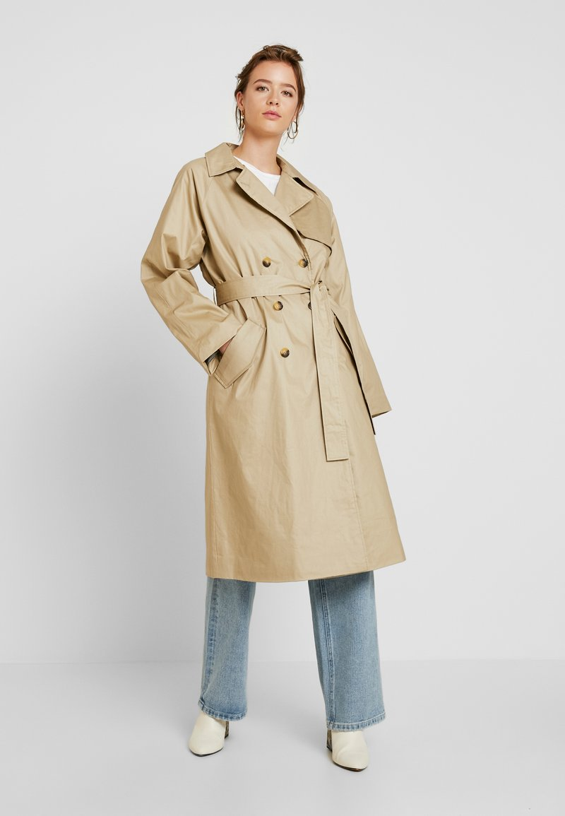 Soaked in Luxury - CHICAGO  - Trenchcoat - beige