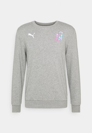 NEYMAR CREATIVITY CREW - Sweatshirt - medium grey heather